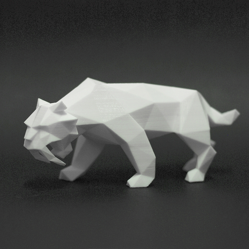 Low Poly Animals Collection 3D Print 165407