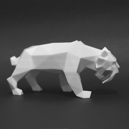 Low Poly Animals Collection 3D Print 165408