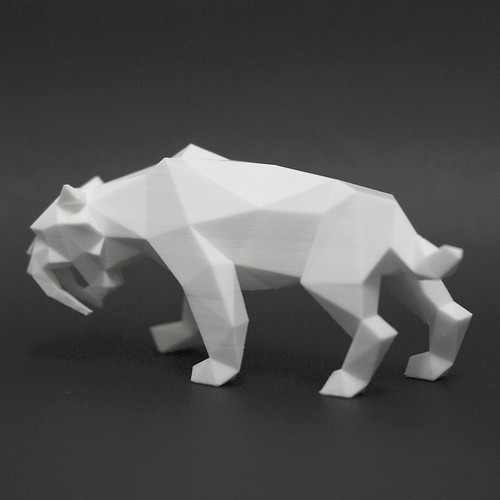 Low Poly Animals Collection 3D Print 165409