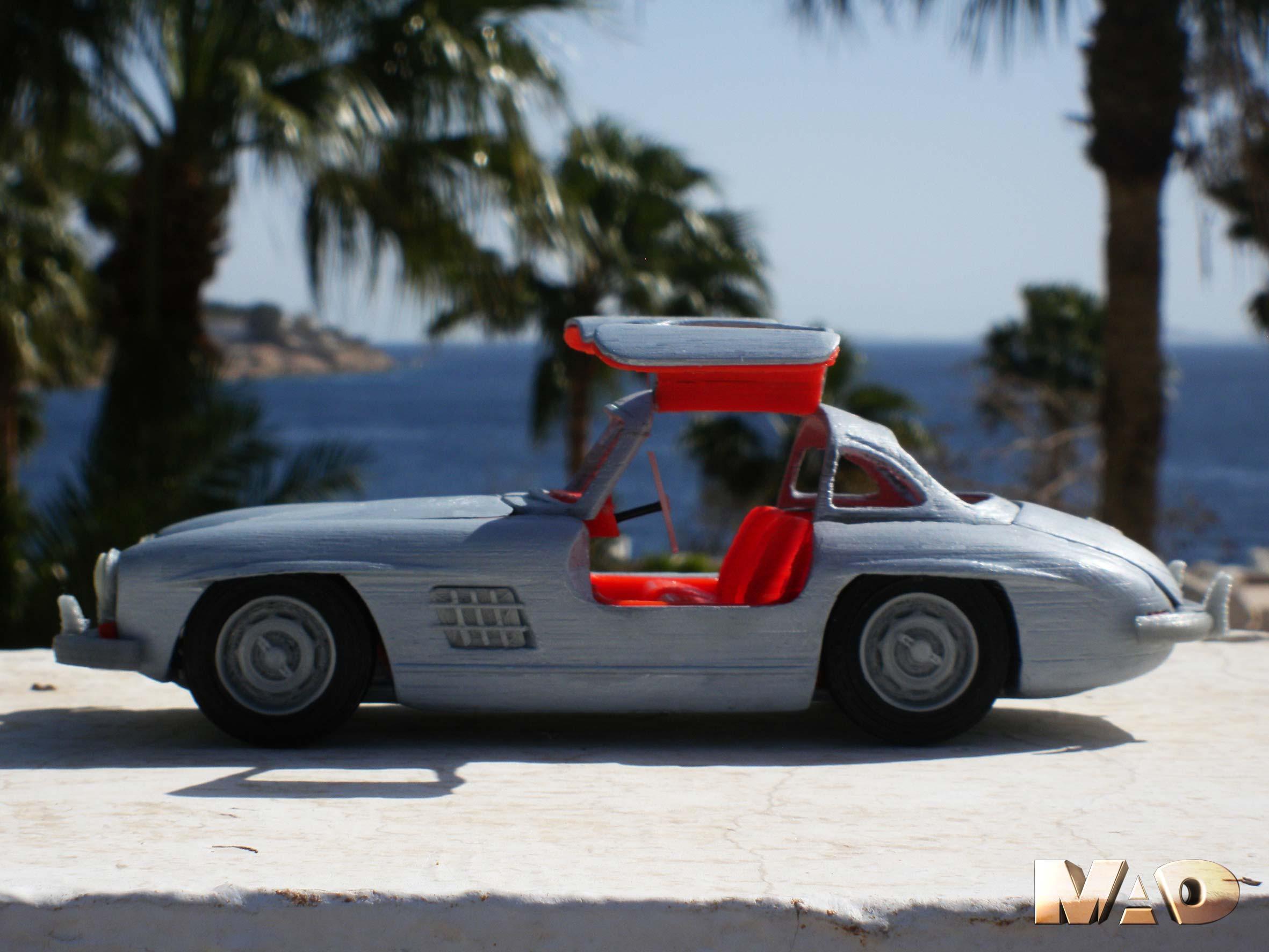 3D Printed German Luxury Car Model by Mao | Pinshape