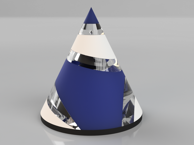 Conic Sections 3D Print 166229