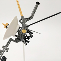 Small Voyager Satellite Desktop Model 3D Printing 166339