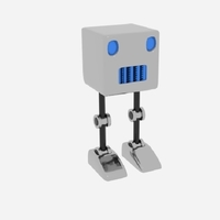 Small Cubot 3D Printing 166394