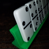 Small Dominoes Capicu Tray 3D Printing 166946