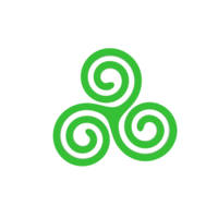 Small Triskelion (Triskele) 3D Printing 167005