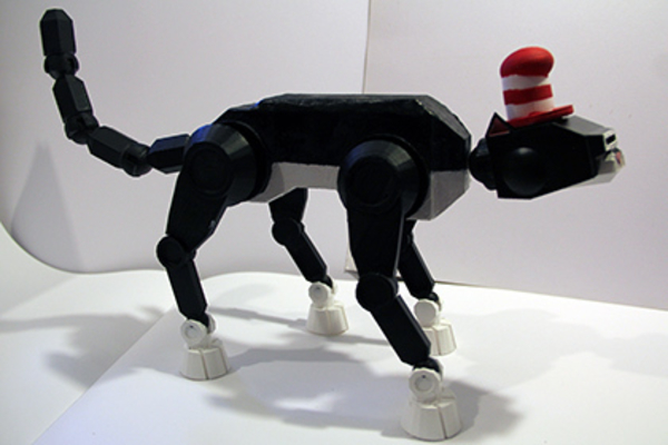 Medium cAT-hAT 3D Printing 167025