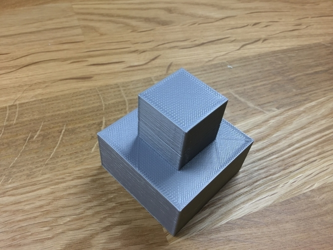 Drafting Cubes 3D Print 167193