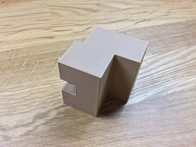 Drafting Cubes 3D Print 167195
