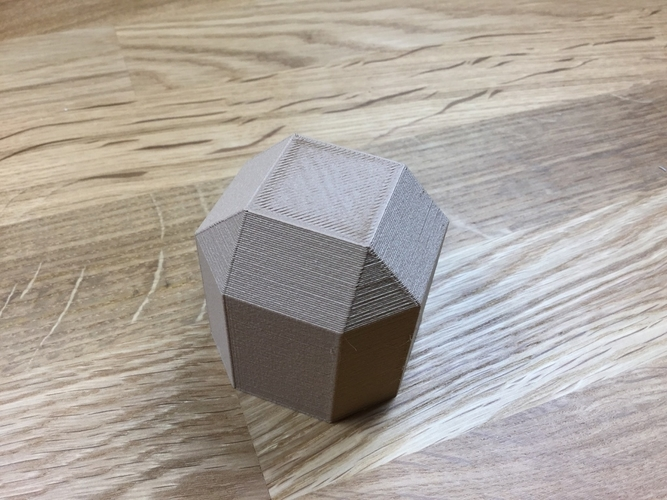 Drafting Cubes 3D Print 167197
