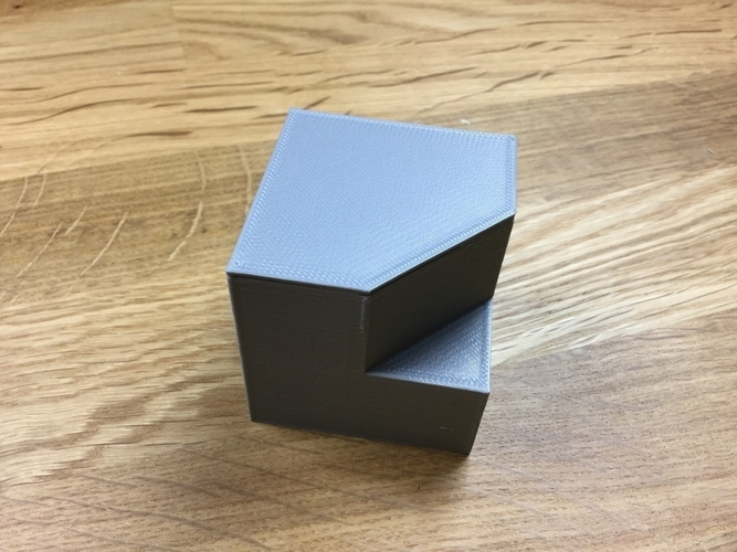 Drafting Cubes 3D Print 167202