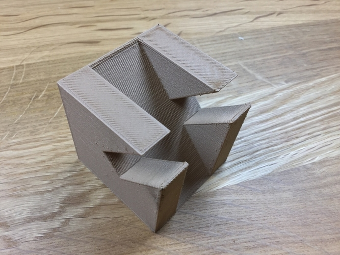 Drafting Cubes 3D Print 167206