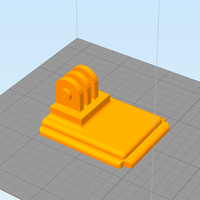 Small GoPro NVG Mount 3D Printing 167334
