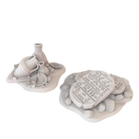 Small HG3D Egyptian 'Tomb Clutter' Kit - 28mm 3D Printing 167474