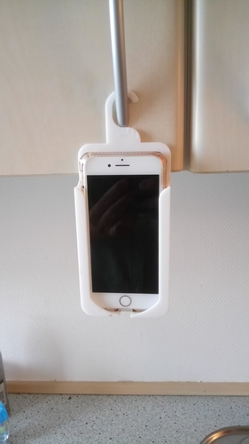Holder for an Iphone 6 3D Print 167596