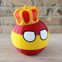 Small Spainball 3D Printing 167663