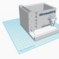 Small Job_Box_v2 3D Printing 168608