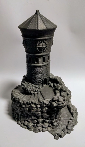 Forbidden Watchtower 3D Print 168834