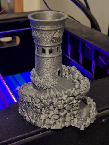 Forbidden Watchtower 3D Print 168839