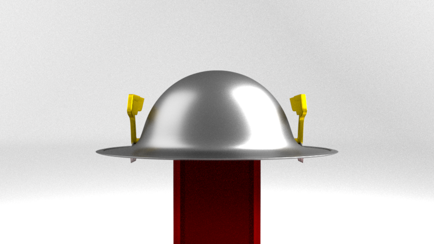FLASH'S HELMET 3D Print 169671