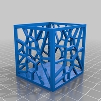 Small pen stand 3D Printing 169688