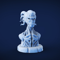 Small Demon sculpture 3D Printing 17045