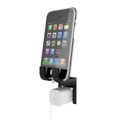 Mobile Charging Stand 3D Print 170997