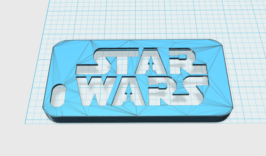 3d printed starwars iphone 5 case by maryam s pinshape