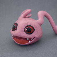Small Koromon - Digimon 3D Printing 171430