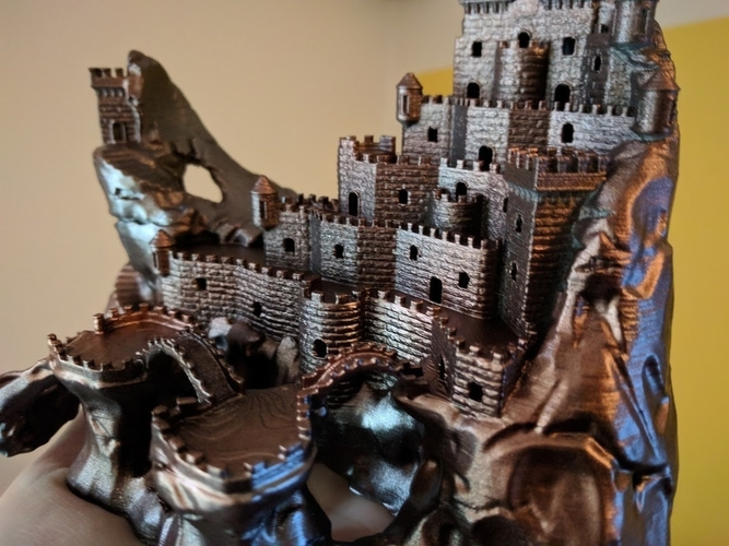 Fortress of the Crescent 3D Print 171458