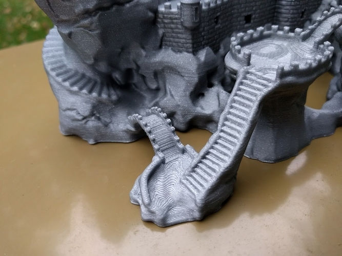 Fortress of the Crescent 3D Print 171463
