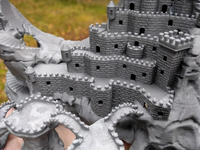 Fortress of the Crescent 3D Print 171467
