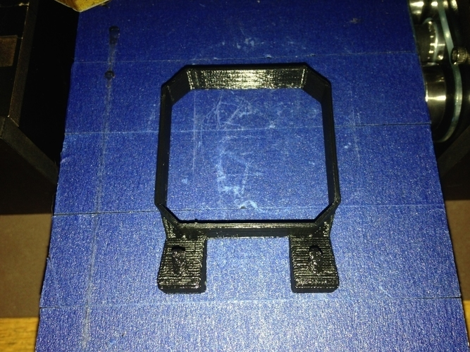 Oneup/Twoup Fan Bracket 3D Print 171515