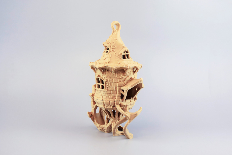 BIRDHOUSE - 3 PIECES 3D Print 171578