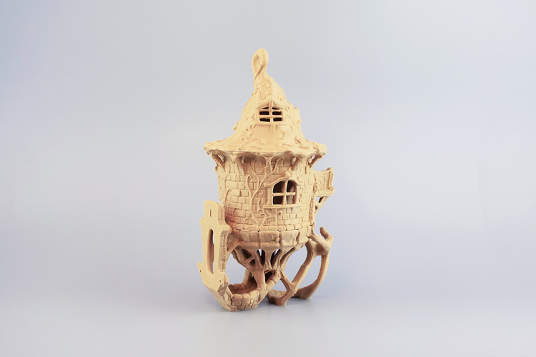 BIRDHOUSE - 3 PIECES 3D Print 171581