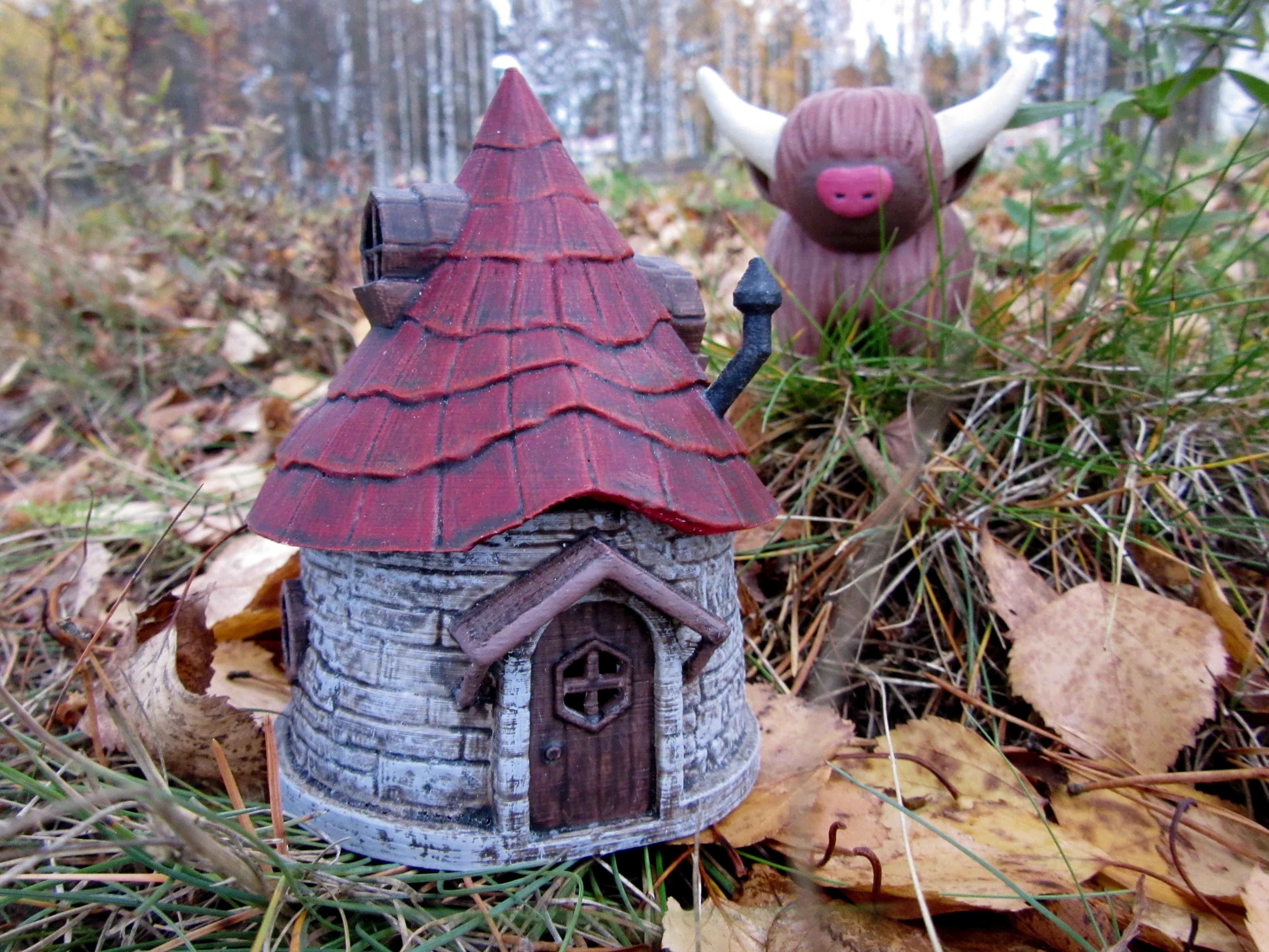 Fairy Hut @ Pinshape