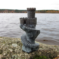 Small Spiral tower 3D Printing 171592