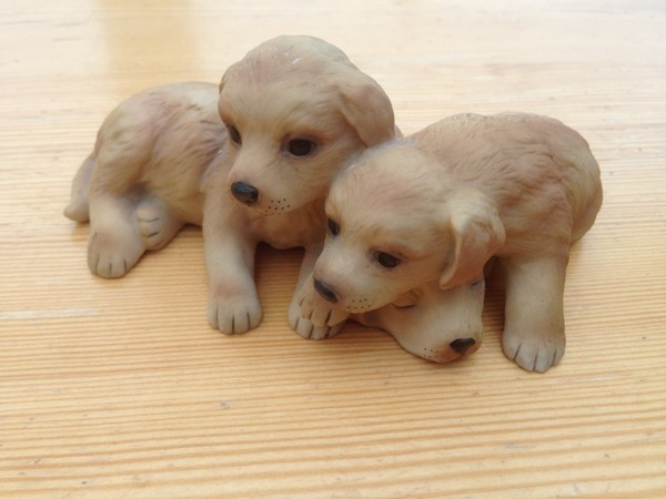 Medium Puppies 3D Printing 17175