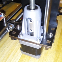 Small Z Axis Bearing Housing 3D Printing 171820