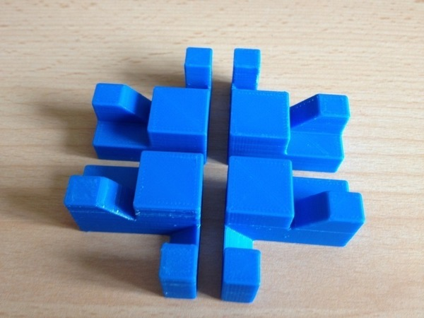 Medium Apparently Impossible Cube 3D Printing 17193