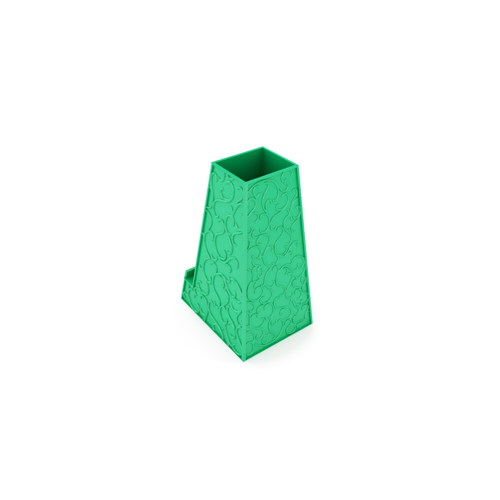 Flower Pot and Mobile Stand 3D Print 172565