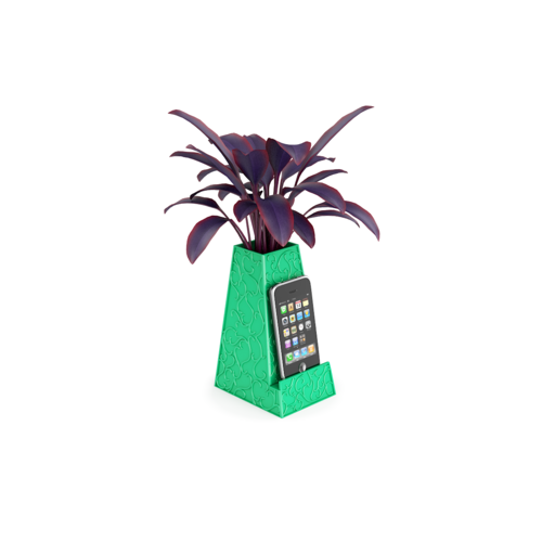 Flower Pot and Mobile Stand 3D Print 172566