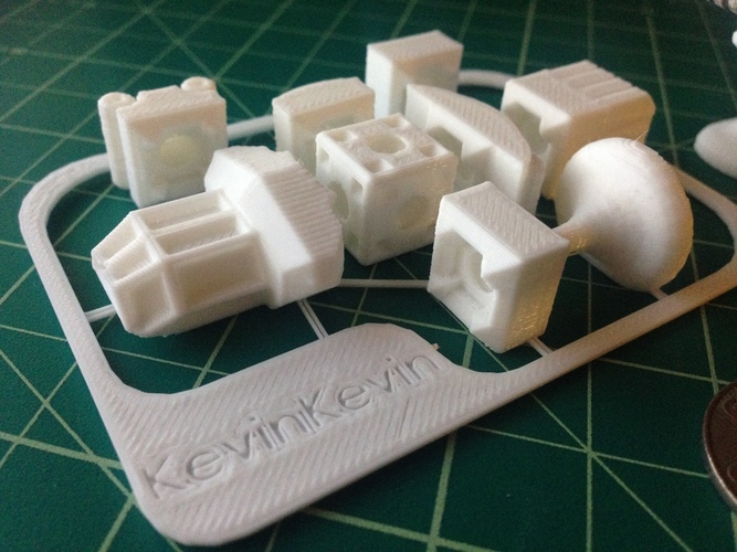 MagShips: Preview Set 3D Print 17326