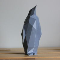 Small Low-Poly Penguin 3D Printing 173344