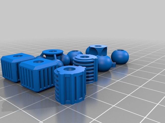 ShipBuilder Expansion: Icarus 3D Print 17337