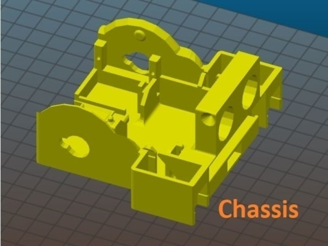 SimpleSumo- Educational Fighting Robots! 3D Print 173444