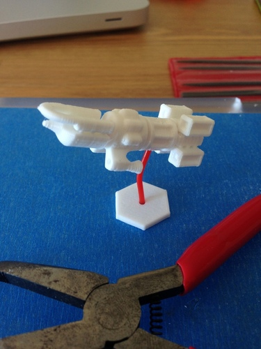 Mini ShipBuilder Set 1 3D Print 17347