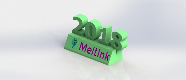 Medium Meltink 2018 decoration 3D Printing 173831