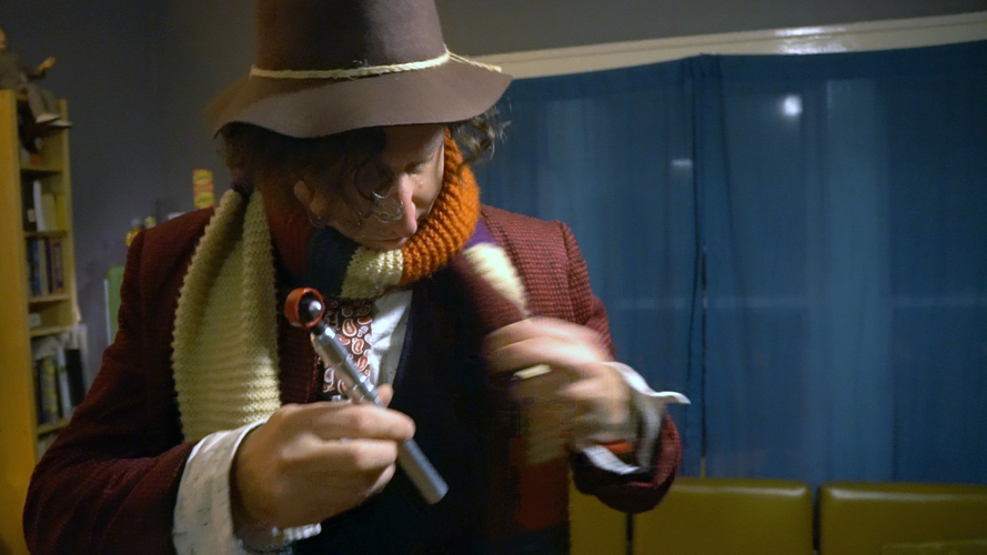 The 4th Doctor's Sonic Screwdriver 3D Print 174336