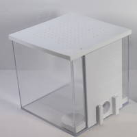 Small Standard Arena for our modular formicarium / ant farm 3D Printing 174461