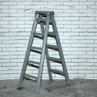 Small Scale 1/10 ladder 3D Printing 175151